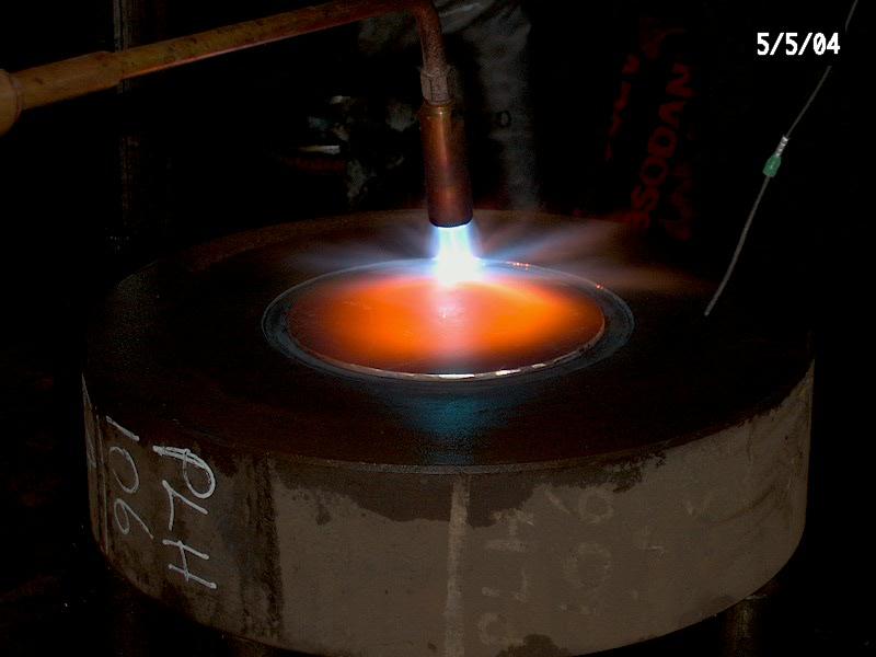 Warmpersen De Plaatijzerindustrie